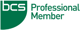 BCS Professional Member - The Chartered Institute for IT